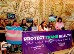 2018.07.17 #ProtectTransHealth Rally, Washington, DC USA 04775