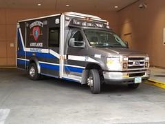 Community Ambulance (Summerlin540) Tags: 911 999 112 ems emt paramedic rescue ambulance ambulancia emergency emergencia henderson lasvegas clarkcounty nevada desert urban rural ford