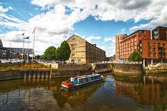 Leeds Liverpool Canal (Declan.Flynn) Tags: leeds yorkshire canal boat