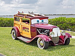 Woody 30UP (Bob Kolton Photography) Tags: automotive autos automobiles antique bobkoltonphotography bradenton cars car classiccars classic hdr hotcars kolton koltonimaging ford woody woodywagon