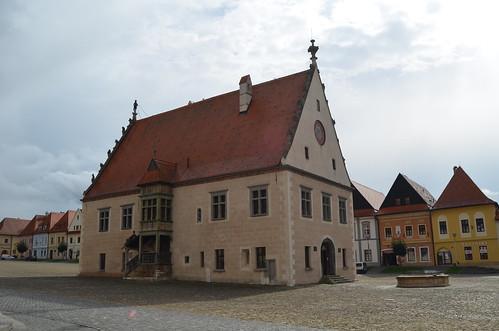 Bardejov's old square I