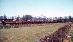 Garlieston branch 57375 15Apr63 img387 (Ernies Railway Archive) Tags: ppwjr gswr cr lms scotrail whithornbranch wigtownshirerailway whithorn garlieston