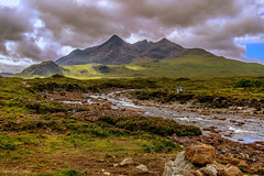 River Sligachan (MC Snapper78) Tags: scotland nikond3300 landscape mountains scenery riversligachan cuillins sligachan isleofskye marilynconnor