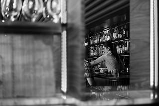 Bar tander 調酒師