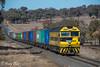 Big Dipper (Henry's Railway Gallery) Tags: g514 gclass emd diesel clyde ssr southernshorthaulrailroad containertrain freighttrain 8877 stuarttown