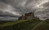 Auchindoun Castle (avaird44) Tags: auchindoun castle ruin moray scotland clouds rain