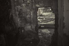 Old bathhouse  in tskaltubo // Georgia (Demipoulpe) Tags: