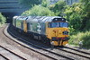 50049 and 50007 arriving at plymouth 23rd June 2018 (Nickbrook47854) Tags: plymouth br train hoover railway blue grey coaches heritage preservation fifty