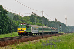 EP07-174 (Andrzej Szafoni) Tags: ep07 ep07174 pkp intercity 4e pafawag train electric railroad locomotive polska poland