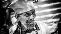 Monje Ortodoxo, Ethiopia (día 4) (pepoexpress - A few million thanks!) Tags: nikon nikkor d750 nikond75024120f4 nikond750 24120mmafs pepoexpress people portraits monje ortodoxo ethiopia africa bw