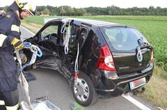 Verkehrsunfall 29.06.2018