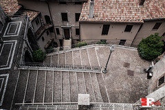 Cervara di Roma | Stairway to Heaven. (Michele Rallo | MR PhotoArt) Tags: michelerallomichelerallomrphotoartemmerrephotoartphotopho cervaradiroma cervara borgo borghi lazio regione del borghidellazio provincia romana valle aniene scale scalinata scala stairs stairways