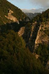 Zarnesti Gorge (Derbyshire Harrier) Tags: limestone 2018 romania nationalparkofpiatracraiului transylvania magura summer june zarnestigorge dawn morning forest naturetrek