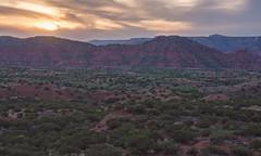 Sunset, Caprock Canyons State Park, Texas (Rick Knepper) Tags: fujifilmgfx50s gf110mmf2rlmwr
