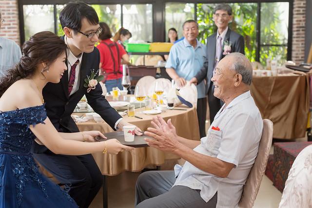 台南婚攝 大成庭園餐廳 紅樓 (104)