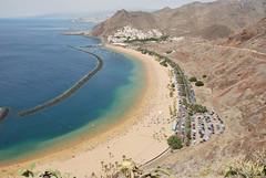Playa De Las Teresitas, Санта-Круз, Тенеріфе, Канарські острови  InterNetri  771