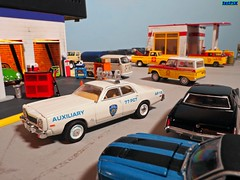 NYPD Auxiliary Plymouth Fury (Phil's 1stPix) Tags: diecast diorama 1stpix diecastdiorama 164scale 164police lawenforcement policecar lawenforcementvehicle greenlightpolicediecast 1stpixdiecastdiorama 164lawenforcementvehicle 1stpixdiecastdioramas 1stpixdioramas 164scalediecast policediecast firstpix policediecastdiorama lawenforcementdiecast lawenforcementhistory phils1stpix newyorkpolicedepartment cityofnewyorkpolice nypddiecast nypdvehicle nypddiecastmodel newyorkcitypolice usa nypdpolice newyorkcitypolicedepartment nypd 164greenlightcollectibles plymouthfurynypd 1977plymouthfury nypdplymouthfury 164lawenforcement diecastpolice 1stpixdiecast newyorkcitypolicediecast greenlighthotpursuit nypdmodel diecastnypd diecastlawenforcement diecastcollection nypdhistory vintagepolicediecast hotpursuitseries25 vintagenypd classicnypd nypdpatrolcar nypdcopcar nypdpolicecar 164diecast 164thscale nypdauxiliary77thprecinct