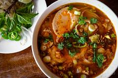 Bún bò Huế - Pho Hung (sheryip) Tags: pho hun bún bò huế bun bo hue spicy vietnamese noodle soup morgantown wv wvu sher yip