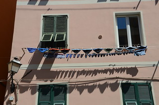 Hanging Out in Vernazza, Cinque Terre