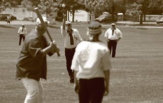 Vintage Baseball, Cantigny Park. 41 (EOS)