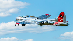WWII_weekend-1343.jpg (gdober1) Tags: autoupload wwiiweekend worldwarii aircraft b17 bomber aviation airshow
