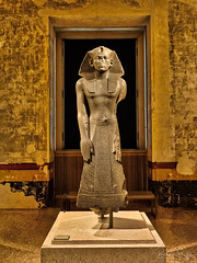 Part of an Egyptian exhibit in a Berlin museum. (Dick Shaffer) Tags: flickrtravelaward egyptian egypt germany berlin
