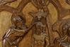 Hildesheim, Niedersachsen, Dom, baptismal font, detail (groenling) Tags: hildesheim niedersachsen deutschland germany hi de dom mariendom font baptismalfont taufbecken taufe bronze metal wilbernus cuppa baptism jesus johannes john baptist saint heilige jordan dove taube angel engel
