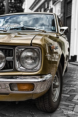 Toyota Carina 1600 (1974) (JJBosma01) Tags: wwwjeltebosmafotografienl oldtimer toyota carina 1974
