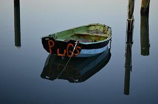 Pugs Boat