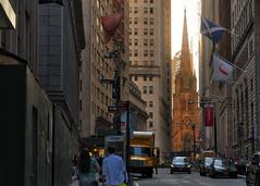 That Church on Wall Street (jed52400) Tags: trinity church newyork nyc wall street broadway manhattan lowermanhattan financialdistrict newyorkcity