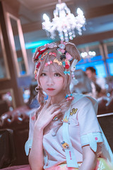 Remilia Scarlet - harajuku style feat. Lala (bdrc) Tags: 50mm a7iii alpha alphauniverse asdgraphy event f2 fashion fullframe girl harajuku kaori lala lalachan manual midvalley night nikkor nikon portrait prime sony sonyalpha sonyimages sonyphotography sweet indoor cafe naturallight 50mmf2ai