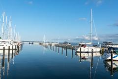 Sailboat harbor (KPPG) Tags: 7dwf landscape sailboats segelboote hafen harbor usedom deutschland germany ostsee balticsea spiegelungen reflections