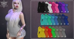 +Psycho Barbie+ [Jinx Dress] (Store Owner of +Psycho Barbie+) Tags: psychobarbie secondlife