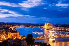 Budapest at night (T is for traveler) Tags: travel traveler traveling travelphotography photography exploration world tourist destination budapest hungary hungarian architecture view castle longexposure night nightphotography parliament building landscape bridge panoramic light canon 5d markii yongnuo 50mm
