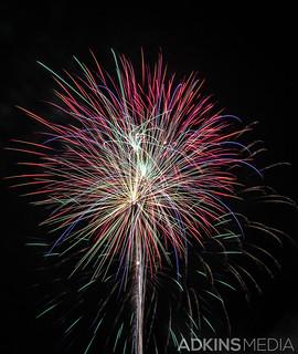 Owensboro Riverfront Fireworks 2018