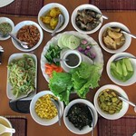 Typical Burmese Meal thumbnail