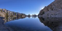 Morning Sky (George_Adkins) Tags: second mtwhitney lake lonepinelake wetreflection sierranevadas sunrise ngc