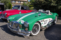 MG MGA Roadster racing special (The Adventurous Eye) Tags: mg mga roadster racing special veteráni velká polom 2018
