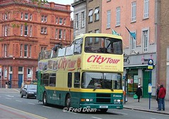 Dublin Bus RA247 (95D247). (Fred Dean Jnr) Tags: november2004 dublinbus busathacliath dublin dublincitytour bstone opentop oconnellstreetdublin ra247 95d247