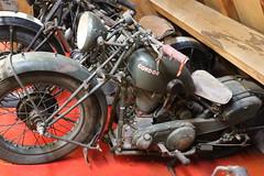 Moto Condor (CHRISTOPHE CHAMPAGNE) Tags: 2018 france chateau savigny beaune moto condor