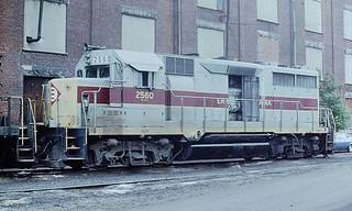Erie-Lackawanna 2560