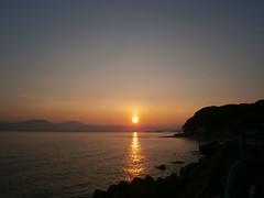 today's sunrise (Kero-ppi) Tags: sunrise