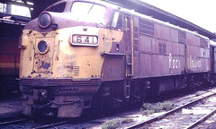 Chicago, Rock Island & Pacific 641 (CPShips) Tags: chicagorockislandpacific emd e7a chicago 1977