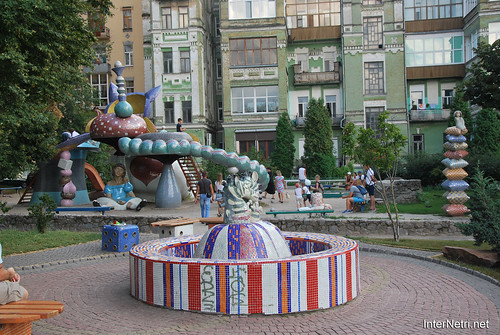 Пейзажна алея, Київ, серпень 2018 InterNetri.Net Ukraine 581