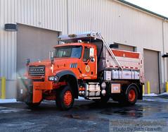 Town Of Greenburgh Highway Department Truck 22 (Seth Granville) Tags: greenburgh highway department mack granite awd henderson munibody snow plow dump truck
