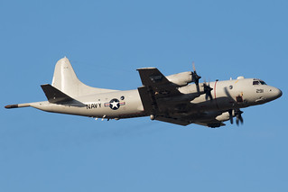 US Navy Lockheed P-3C Orion 163291