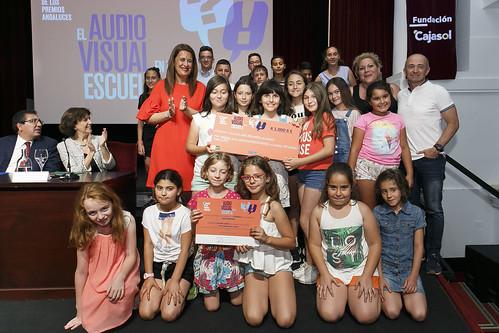 Entrega de los IV Premios 'El Audiovisual en la Escuela' (6)