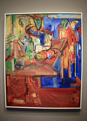 Still Life with Fruit and Coffeepot, by Hans Hofmann (JB by the Sea) Tags: sanfrancisco california goldengatepark deyoungmuseum may2018 hanshofmann