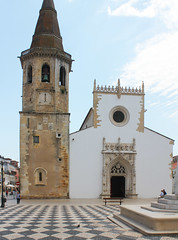 Sao Joao Baptista (hans pohl) Tags: portugal tomar moyentage eglises churchs architecture tours towers