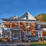 Saranac Lake ~ Prescott House ~ AKA ~ The Reception Hospital ~ Historical thumbnail